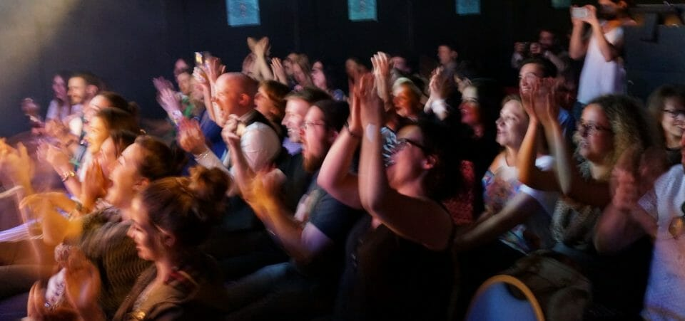 Audience Arms in Air 2 (1)