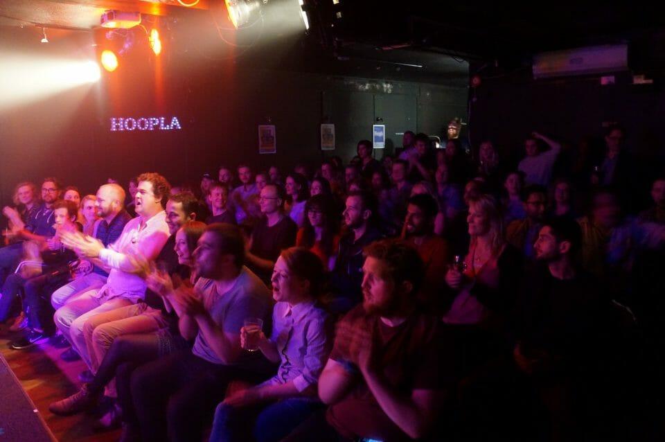 Hoopla Improv Comedy Club