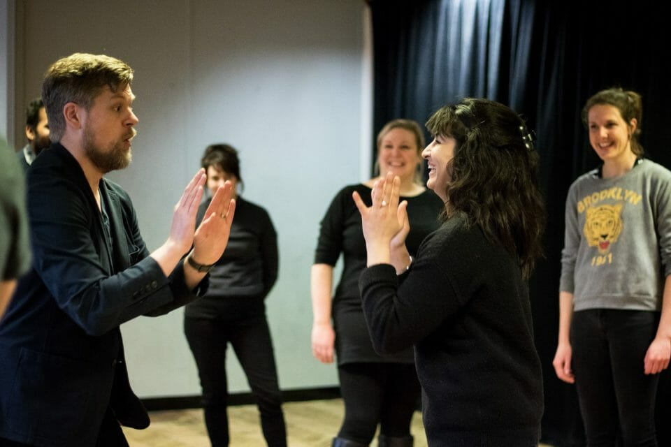 Beginners Improv Classes with Hoopla