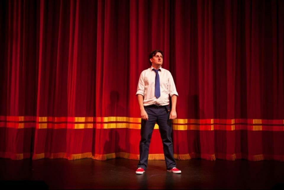 Steve Roe stage