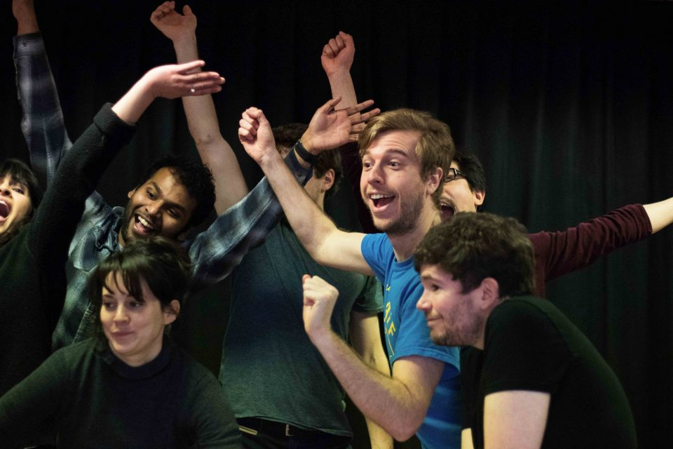 Hoopla impro workshop