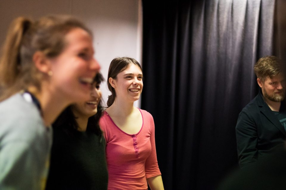Performance Improv Course with Hoopla