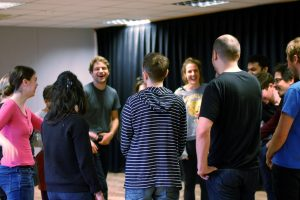 Beginners improv classes at Hoopla
