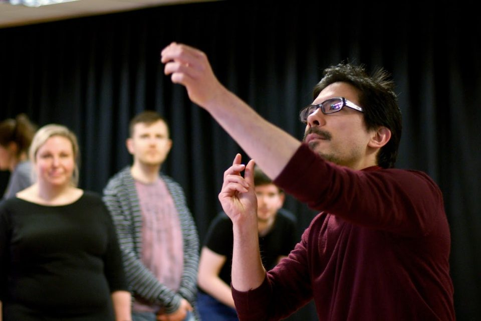 Long Form Improv Course at Hoopla
