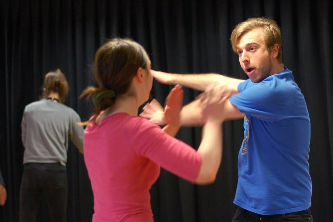 Hoopla impro drop in workshops
