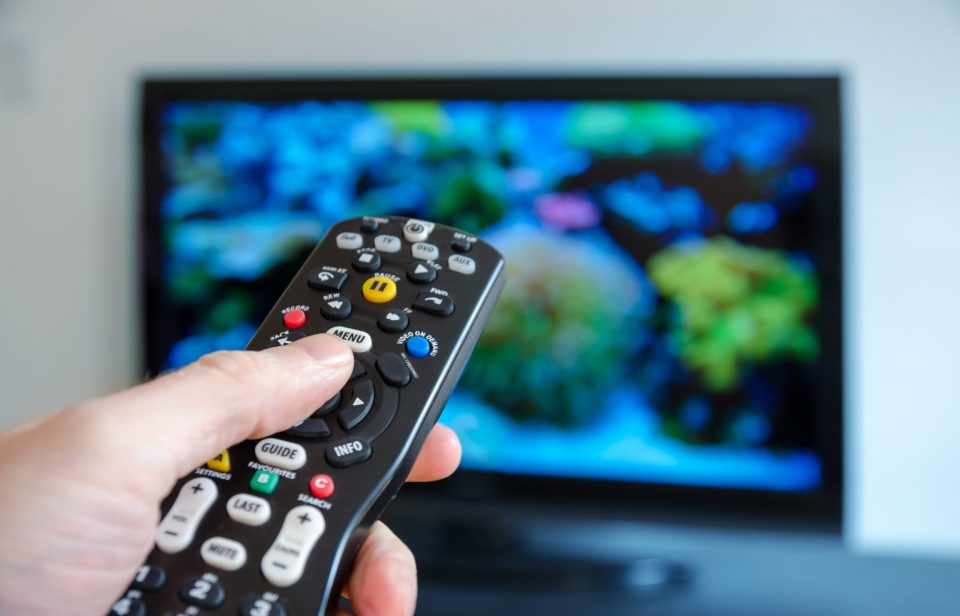 remote rewind fast forward
